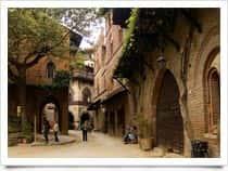 Borgo e Rocca Medievale -  a Torino
