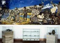 Mostra permanente Homo Sapiens e Habitat - Museo archeologico, a San Felice Circeo (Lazio)