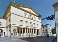 Teatro Regio di Parma - Teatro dell'opera Parma (Emilia Romagna)