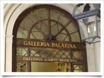Galleria Palatina - Palazzo pitti a Firenze (Toscana)
