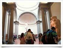 Galleria dell'Accademia -  a Firenze (Toscana)
