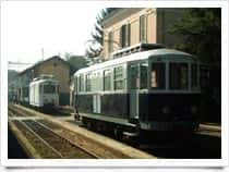 Ferrovia Museo della Stazione di Colonna a San Cesareo