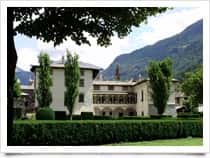 Villa Visconti Venosta - Museo e Biblioteca Comunale a Grosio (Lombardia)