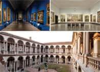 Pinacoteca di Brera - Museo d'Arte in Palazzo di Brera, a Milano (Lombardia)
