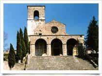 Chiesa di Santa Maria della Libera -  a Aquino (Lazio)