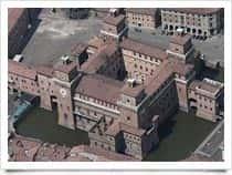 Castello Estense di Ferrara - Ferrara  - Emilia Romagna