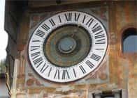Orologio planetario Fanzago - Attrazione turistica, a Clusone