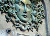 Fontana della Gorgone - Attrazione turistica, a Nemi
