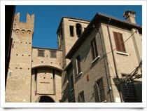 Borgo Medievale - , a Gradara (Marche)
