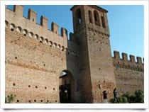 Porta Nova - , a Gradara (Marche)