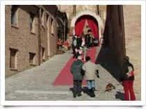 Porta Firau - , a Gradara (Marche)