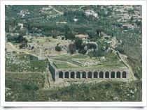 Tempio di Giove Anxur -  a Terracina (Lazio)