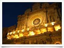 Basilica di Santa Croce -  Lecce (Puglia)