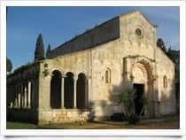 Abbazia di Santa Maria di Cerrate - Lecce (Puglia)