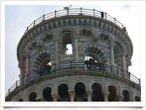 Torre Pendente di Pisa - Campanile della Cattedrale di Santa Maria Assunta Pisa (Toscana)