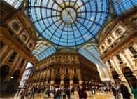 Galleria Vittorio Emanuele II - Milano (Italia)