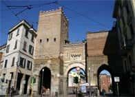 Porta Ticinese - mura medievali di Milano Milano (Lombardia)