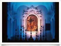 Chiesa e Convento dei Gerolomini -  a Saludecio (Emilia Romagna)