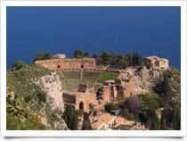 Teatro Greco -  a Taormina
