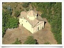 Santuario della Madonna dell'Olmo -  a Fabiano / La Spezia (Liguria)