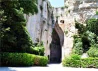 Orecchio di Dionisio -  Siracusa (Sicilia)