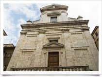 Chiesa di San Martino a Siena