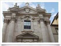 Chiesa di San Giorgio -  a Siena