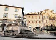 Fonte di Piazza -  a Assisi (Umbria)