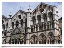 Cattedrale di San Giorgio - Duomo - , a Ferrara