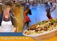 Sagra del Cous Cous Tabarchino - Il Cascà di Carloforte, Enogastronomia, mostre mercato, spettacolo e divertimento, a Carloforte (Sardegna)
