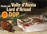 Féhta dou Lar - Sagra del Lardo - , a Arnad (Valle d'Aosta)