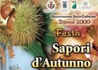 Festa dei Sapori d'Autunno - Sagra enogastronomica, a Canistro Superiore / Canistro (Abruzzo)