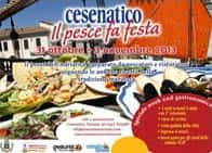 Il Pesce Fa Festa - Kermesse gastronomica dedicata al prodotto principe della cucina locale: il pesce dell'Adriatico, a Cesenatico (Emilia Romagna)