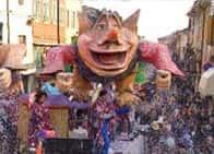 Carnevalon de l'Alpon - Terre del Soave - , a Monteforte d'Alpone (Italia)