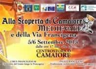 Alla Scoperta di Camaiore Medievale - Fiera promozionale dedicata alle tradizioni medievali e alla via Francigena a Camaiore (Toscana)