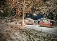 Mercatino di Natale nel Parco degli Asburgo - , a Levico Terme (Trentino-Alto Adige)