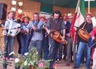 Cantar maggio - , a Leivi (Liguria)