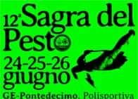 Sagra del Pesto - , a Pontedecimo / Genova (Liguria)