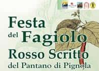 Sagra del Fagiolo Rosso Scritto - , a Pantano / Pignola (Basilicata)