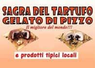 Sagra del Tartufo Gelato e dei Prodotti Tipici Calabresi - , a Pizzo (Calabria)
