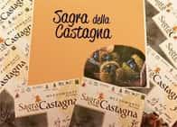 Sagra della Castagna - Mercatini dell'artigianato, piatti della tradizione e prodotti a base di castagna, a Mezzomonte / Polcenigo (Friuli-Venezia Giulia)