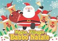 Magico Villaggio di Babbo Natale - Mercatino di Natale, con stand di artigianato e hobbistica, a Seregno (Lombardia)