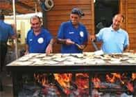 Sagra del Tortello alla Lastra - , a Corezzo / Chiusi della Verna (Toscana)