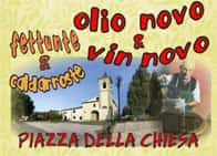 Fest'all'Olio - Sagra gastronomica, a Vitolini / Vinci (Toscana)