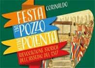 Festa del Pozzo della Polenta - Rievocazione storica medievale, a Corinaldo (Marche)
