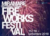 Miramare International Fireworks Festival - Festival Internazionale dei Fuochi d'artificio, a Miramare / Rimini (Emilia Romagna)