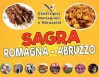 Sagra Romagna-AbruzzoPiatti tipici romagnoli e abruzzesi a Faenza