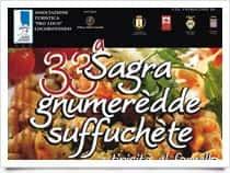 Sagra degli Gnumerèdde Suffuchète - , a Locorotondo (Italia)