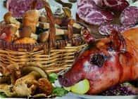Sagra del Suino Nero e del Fungo Porcino dei Nebrodi