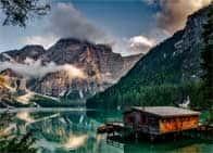 Lago di Braies - Trentino-Alto Adige